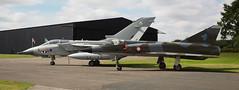 Tornado & Mirage IIIE (Ronnie Macdonald) Tags: ronmacphotos yorkairmuseum rafelvington aircraft tornado xz631 mirage mirageiii