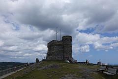 Cabot Tower, St. John's, Newfoundland, Canada (alex_7719) Tags: newfoundland canada stjohns cabottower signalhill