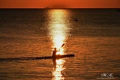 Polona Demsar MIC_7476 (Miha Crnic Photography) Tags: sonnizahod morje polonademsar ankaran valdoltrabeach veslanje oln kajak kanu