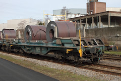 Type 3614 E2 @ Genk (Pim Van Gestel) Tags: nmbs sncb type 3614 e2 shimmns genk b cargp xpdys xps coil wagen wagon car coils
