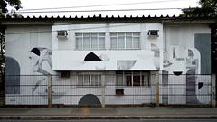 (renato ren) Tags: mural muralismo pintura painting streeart urbanart urban urbano linhas lines formas olimpíadas2016 jogos olímpicos rio 2016 vitória
