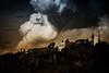 Osservatorio Astronomico di Roma (Roman Achrainer) Tags: rom monumentoavittorio regenschirm observatorium italien wolken achrainer gewitterwolken