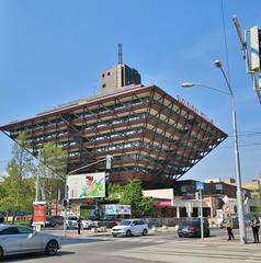 IMG_2133 (Father Alex) Tags: slovakia easterneurope bratislava busstation brutalistarchitecture brutalism uglybuildings