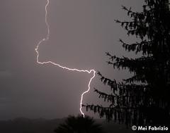 FULMINE (620) (Mei Fabrizio) Tags: fulmine temporale pioggia