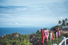 Love Koh Tao (Elmar Bajora Photography) Tags: aussichtspunkt gulfofsiam asien lovekohtao aussicht asia kophangan kohphangan kotao sdostasien golfvonsiam sdostasiatisch kohtao southeastasia viewpoint thailand