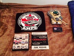 CCAMPS AFV Model Show Haul! (ABS Defence Systems) Tags: ccamps lego loot haul afv model show