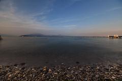 Lago di Garda (Vincenzo Lavino Fotografia) Tags: lago lake garda canon5dmarkii canon5dmark2 canon1635f4 longexposion italy