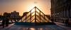 Pyramide (XILAG Pictures) Tags: 35mm 35mmf14dghsmart dri dynamicrangeincrease idf iledefrance louvre paris photoshop sigma sigma35mmf14dghsmart luminositymasks 70d lightroom sunset