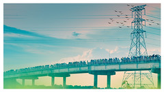 Bridge (fahim fotto) Tags: landscape paradise cityscape n bridge