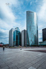 La Defense (XILAG Pictures) Tags: 1635 canon canonef1635mmf4lisusm ef1635mmf4lisusm idf iledefrance ladefense panorama paris photoshop lightroom 70d
