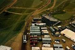 The Open Golf Muirfield 1987 (tonycrake) Tags: generators opengolf murfield outsidebroadcasts scotland