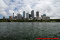 Sydney - Royal Botanic Gardens - CBD (soyouz) Tags: aus australie gardenisland geo:lat=3386140360 geo:lon=15122083000 geotagged moorepark newsouthwales sydney parc australiel