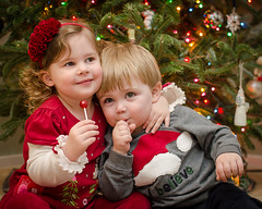 2012 Archive Shot #2 (Lily & Kayden's Christmas Picture Outtake) (smartyarty41) Tags: 35mm nikon d5100 lilyandkaydenschristmascardphotoshoot
