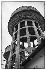Water towers - Ho Chi Minh City (Vietnam) (IV) (manuela.martin) Tags: blackandwhite bw architecture watertower vietnam architektur saigon hochiminhcity schwarzundweis