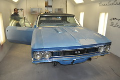 """1966 Chevelle SS 396 Convertible • <a style=""""font-size:0.8em;"""" href=""""http://www.flickr.com/photos/85572005@N00/8371614990/"""" target=""""_blank"""">View on Flickr</a>"""