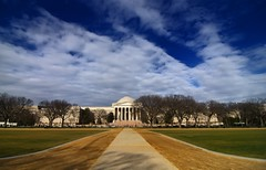 National Gallery (Tom Haymes) Tags: museum architecture clouds washingtondc dc washington districtofcolumbia nationalgallery dome nationalmall artmuseum themall usnationalgallery