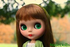 OOAK Custom Blythe Doll N.51