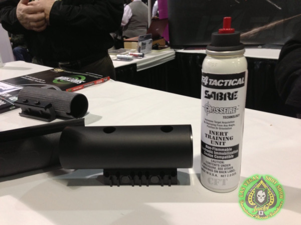 An interesting alternative to add to your Picatinny Rail from Pro-Defense 004