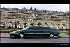 Citroën XM Limousine (Laurent DUCHENE) Tags: paris citroën limousine xm traverséedeparis