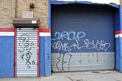 Patriotic Flow (Wires In The Walls) Tags: nyc newyork graffiti bronx tag omar trap rk pemex lewy 2013 agged rollgate ms17