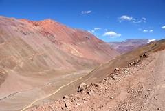 Paso de Água Negra (João Ebone) Tags: argentina água de camino dos paso andes alta moutains negra montanha caminho cordilheira ebone