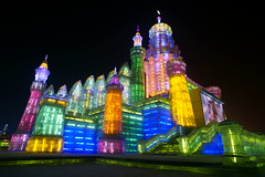 Harbin Snow & Ice Festival 2013 (Noppanan Arunvongse Na Ayudhaya) Tags: china sculpture snow ice festival harbin