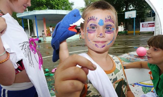 Krymsk Play tent