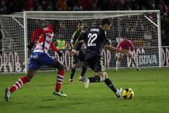 Granada CF - Real Madrid (granadacfweb) Tags: madrid football granada futbol ronaldo cristiano realmadrid socer sergioramos granadacf gcfweb granadacfweb