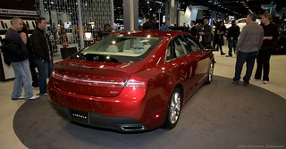2013 Washington Auto Show - Lower Concourse - Lincoln 4 by Judson Weinsheimer