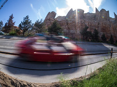 "Blurrrr - Radiator Springs Racers • <a style=""font-size:0.8em;"" href=""http://www.flickr.com/photos/85864407@N08/8454863072/"" target=""_blank"">View on Flickr</a>"