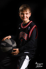 Daniel B-ball (joepphotos) Tags: portrait basketball kids daniel grandson kidssports