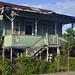 Case in legno di Bocas del Toro