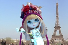 """Take my photo by the Eiffel Tower""..."