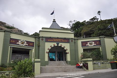 Taronga Zoo entrance (wiifm) Tags: sydney australia tarongazoo