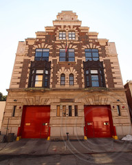E258 FDNY Firehouse Engine 258 & Ladder 115, Long Island City, Queens, New York City (jag9889) Tags: county city nyc house ny newyork building station architecture truck fire tv engine company queens hunterspoint series borough ladder firehouse thisoldhouse fdny department firefighters longislandcity 115 258 bravest thirdwatch 2013 ladder115 engine258 e258 jag9889