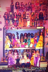 My Disney Store, Parks and Monster High dolls Collection !!! (French_Disney_Princess) Tags: blue white snow ariel monster store high eric wolf dolls venus princess jasmine parks prince disney steam merida aurora belle cinderella tiana spectra rider rapunzel pocahontas flynn rochelle mulan basi operetta goyle lagoona clawd robecca frankiestein clawdeen cleodenile vondergeist neferadenile mcflytrap uploaded:by=flickrmobile flickriosapp:filter=orangutan orangutanfilter drzculaura