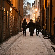 View Stockholm Winter – 11 →