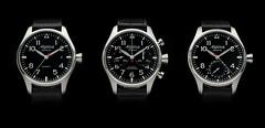 Alpina Startimer Pilot Trio (Alpina Watches) Tags: switzerland watches aviation military watch pilot alpinist startimer