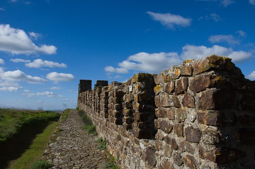 Montemor Castle wall ©  Still ePsiLoN