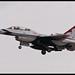 F-16D Fighting Falcon - Thunderbirds