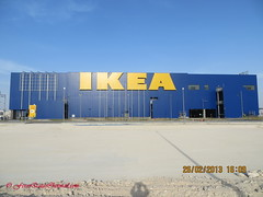 IKEA in Al Shamal Road - Qatar . (Feras Qaddoora) Tags: ikea home furnishings doha qatar