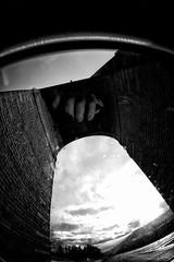 Distortion of Reality (Maurizio Scotsman De Vita) Tags: bw italy flickr campania caserta valledimaddaloni acquedottodelvanvitelli