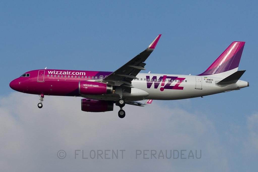 F-WWDS // UR-WUC Wizz Air Ukraine Airbus by Flox Papa, on Flickr