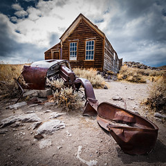 Scrap in Bodie (karjul) Tags: california old city vacation usa house town nikon alt urlaub haus stadt northamerica ghosttown bodie amerika scrap 2012 kalifornien schrott d90 monocounty geisterstadt nordamerika explored mygearandme mygearandmepremium mygearandmebronze blinkagain urlaubusa2012 vacationusa2012