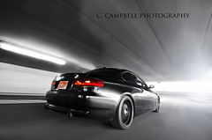 Hao He's BMW 335i (C. Campbell) Tags: blue sky black car oregon photography high shot c garage parking headlights eugene clear exotic rig shutter bmw vehicle springfield extended foreign process m3 hes campbell m5 rolling edit hao beemer msport 335i ccampbell httpswwwfacebookcomccampbellphoto