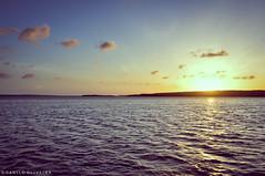 Sunset lagoa de Guaraíras (.Danilo Oliveira) Tags: sunset pordosol summer sol praia rio natal verão lagoa rn riograndedonorte