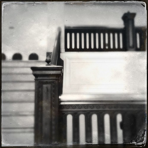 Antique Staircase