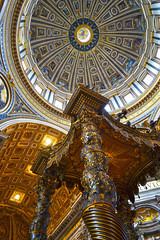Inside the Vatican - Rome, Italy. (Craig Greenwood) Tags: world old city travel italy pope vatican rome roma heritage history church archaeology beauty abbey grave architecture buildings gold italian ancient perfect worship shrine europe christ cathedral cardinal god roman vibrant prayer jesus paintings pantheon historic colosseum holy crisp stunning bible romantic priest colourful marble dslr jewels stpeterssquare minster tombs hdr romanempire emperor romans sistinechapel cleopatra lazio relic vaticancity archbishop saintpeter stpeterbasilica romani apostle icapture historicalplace finegold burials citybreak houseofgod housesofworship emperorhadrian flickrtravelaward nikond3100 jorgemariobergoglio