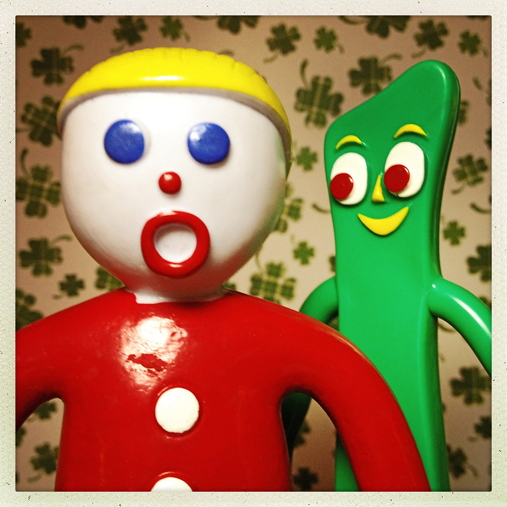 the worlds best photos of claymation and gumby flickr