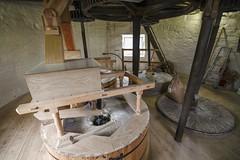 Holgate Windmill - stone floor (8) (nican45) Tags: york slr mill windmill canon yorkshire grain sigma wideangle machinery millstone restoration dslr flour 1020mm gears 1020 shaft holgate 600d stonefloor hwps 1020mmf456exdc holgatewindmill sackhoist eos600d stonesfloor